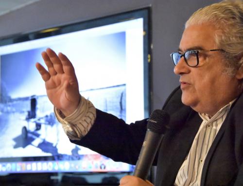 IANDÉ accueille le photographe Joel Lopes à l'UNESCO pour le lancement de son livre Águas.