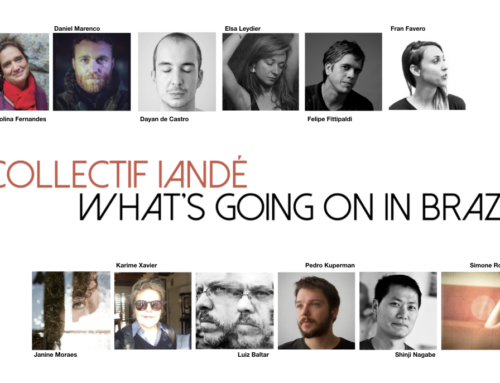 "Ajude a levar o debate ""What's going on in Brazil ?"" para Arles"